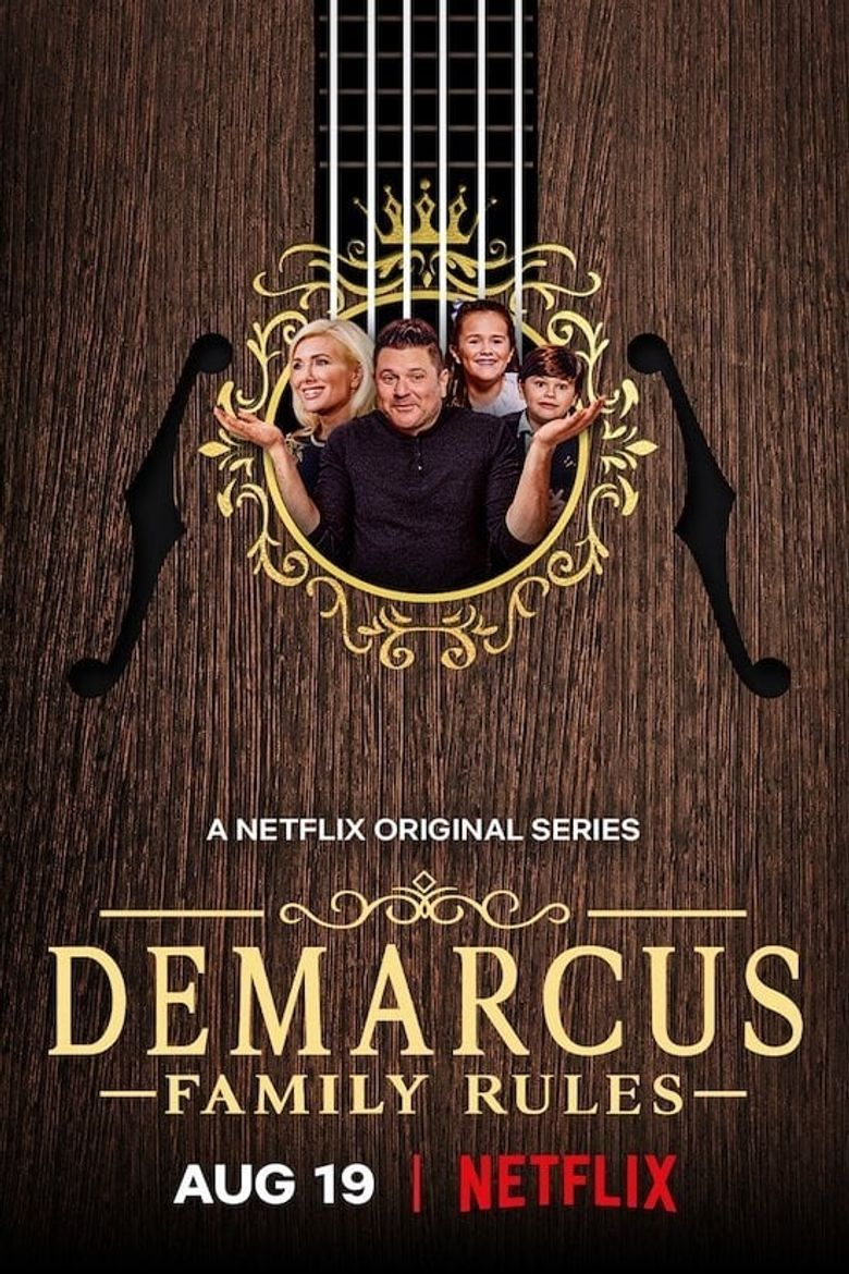 DeMarcus Family Rules Poster
