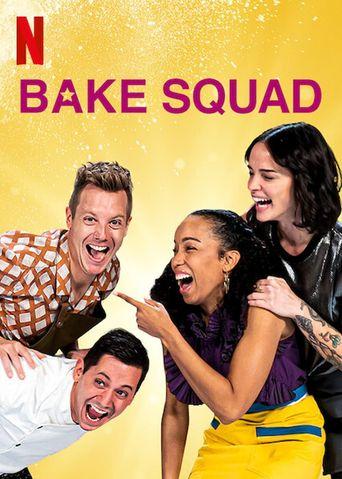 Bake Squad Poster