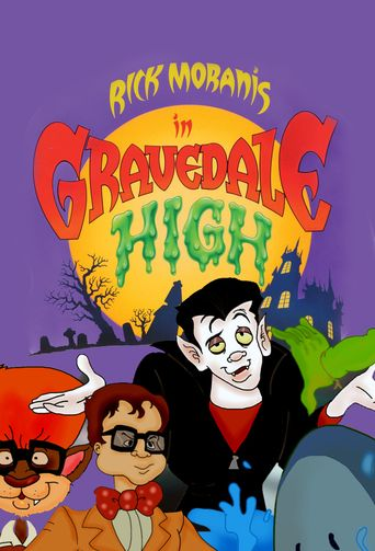 Gravedale High Poster