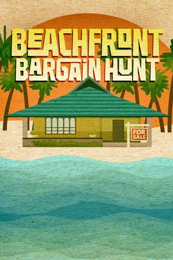 Beachfront Bargain Hunt Poster