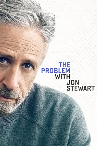 The Problem With Jon Stewart Poster