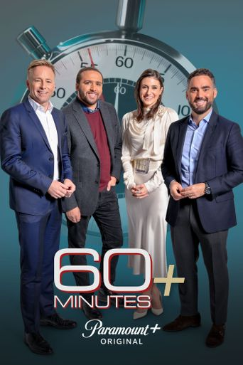 60 Minutes+ Poster