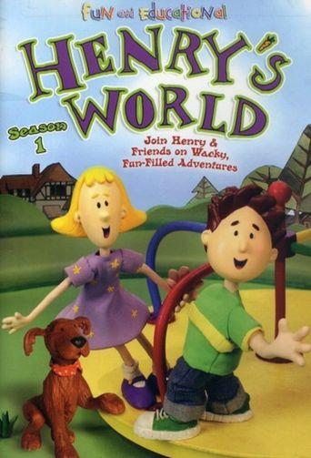 Henry's World Poster