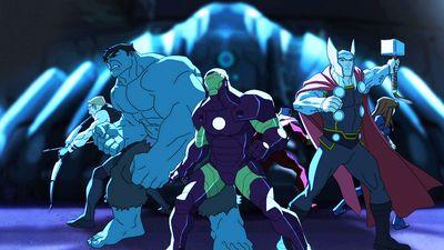 Season 02, Episode 02 Thanos Rising