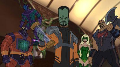 Season 04, Episode 01 Avengers No More - Part 1
