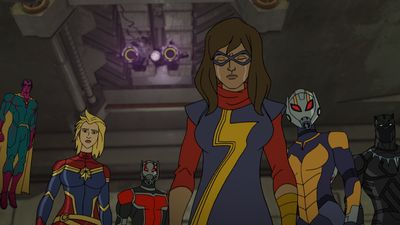 Season 04, Episode 02 Avengers No More - Part 2