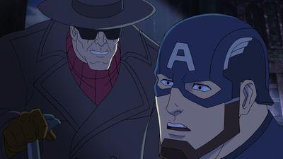 Season 03, Episode 03 Saving Captain Rogers