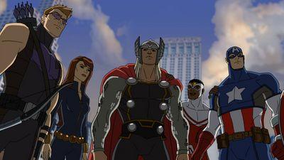 Season 01, Episode 02 The Avengers Protocol, Part Two