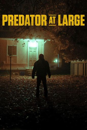 Predator at Large Poster