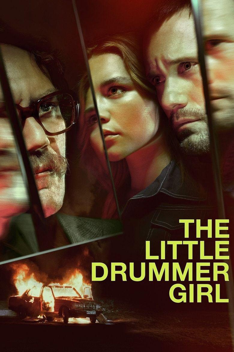 The Little Drummer Girl Poster