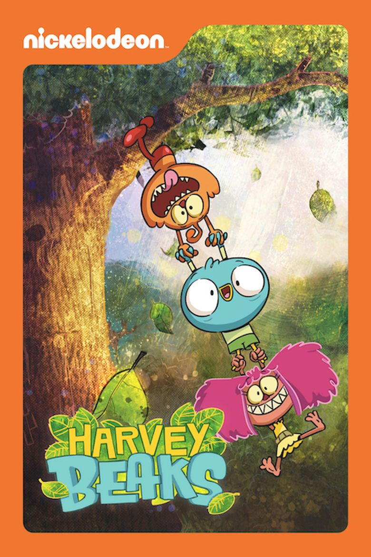 Harvey Beaks Poster