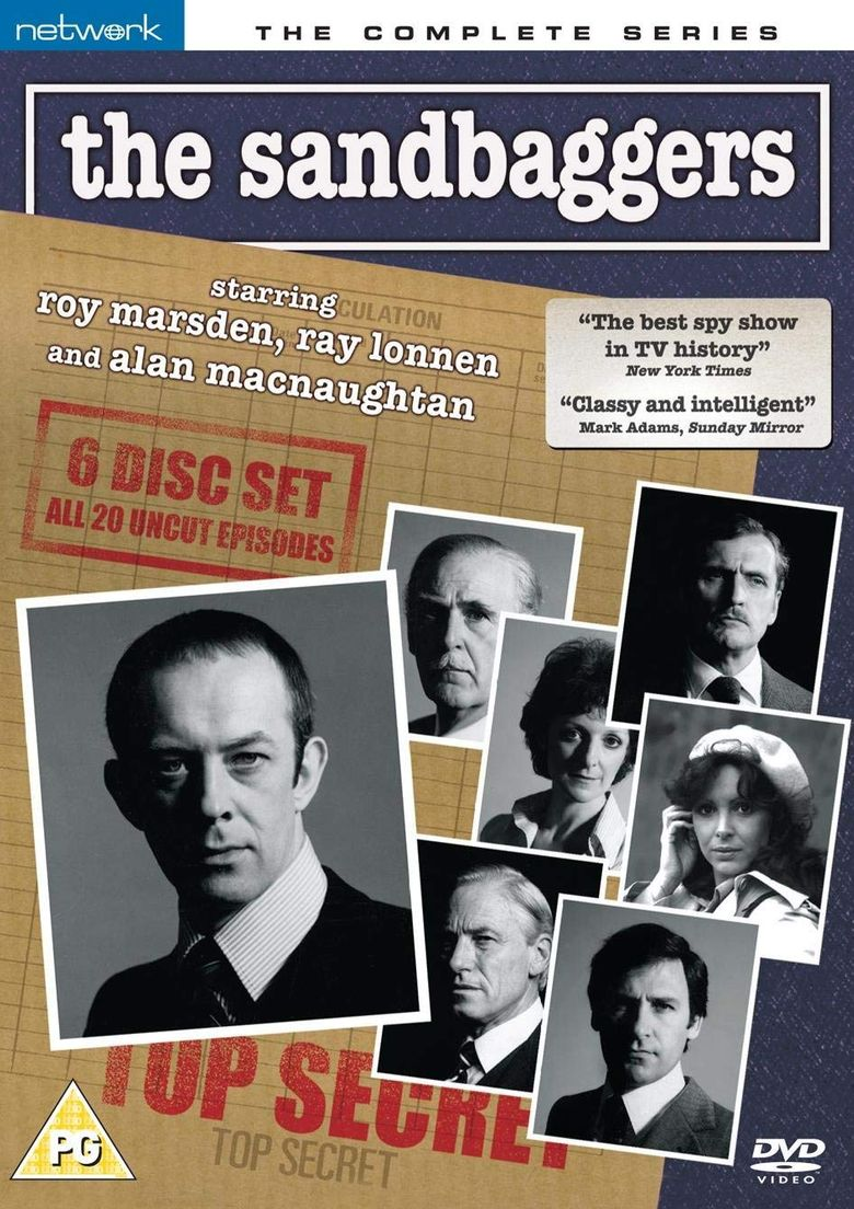The Sandbaggers Poster