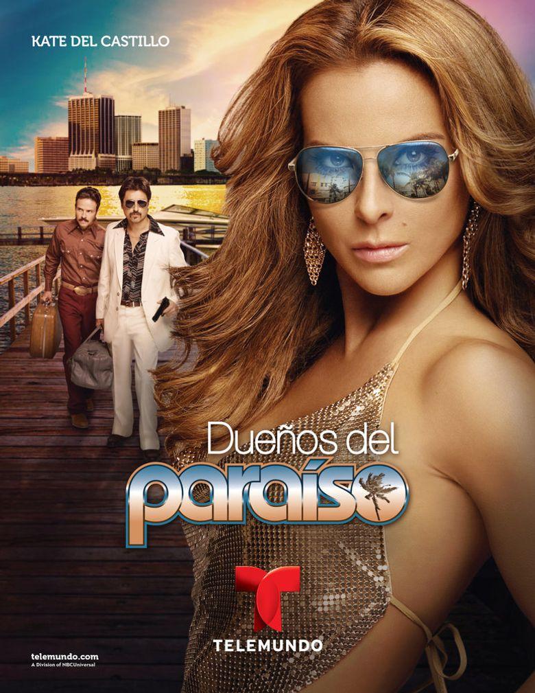 Duenos Del Paraiso Poster