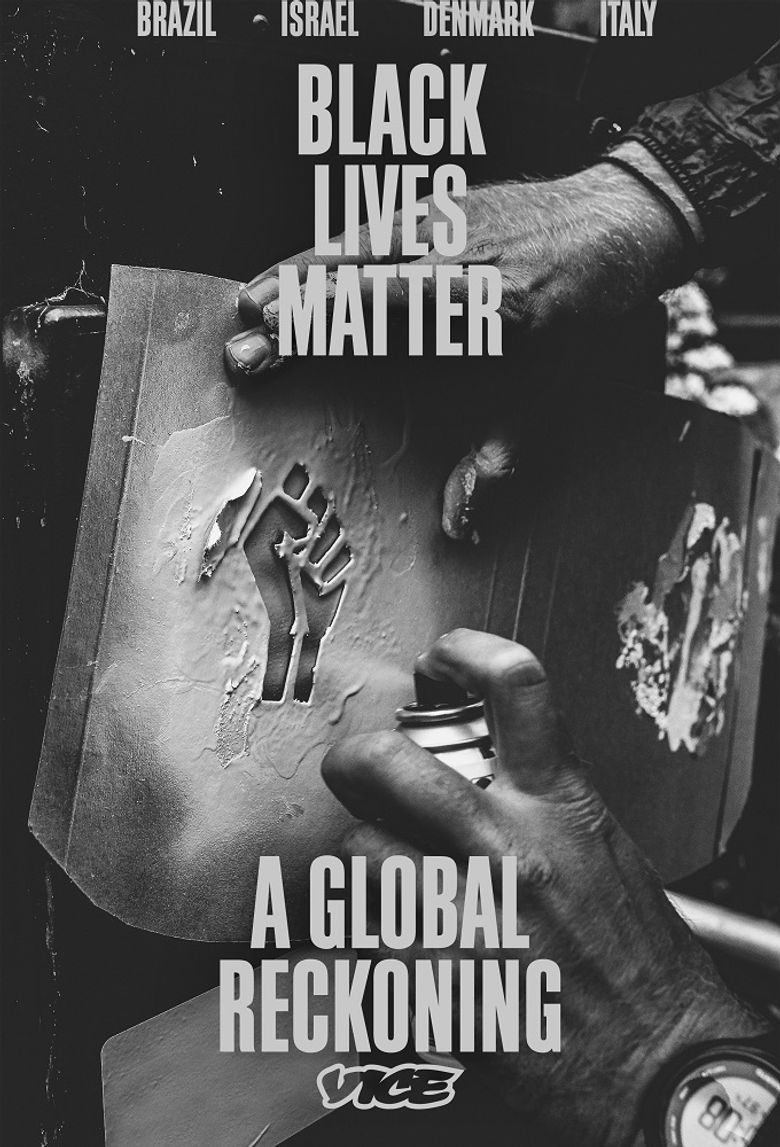 Black Lives Matter: A Global Reckoning Poster