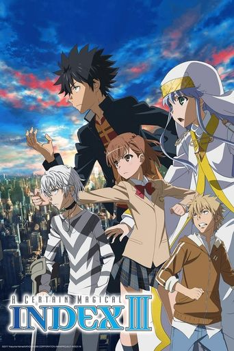 A Certain Magical Index - Watch Episodes on Hulu, Crunchyroll, and