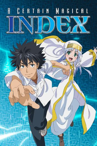 A Certain Magical Index Poster