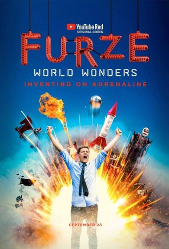 Furze World Wonders Poster
