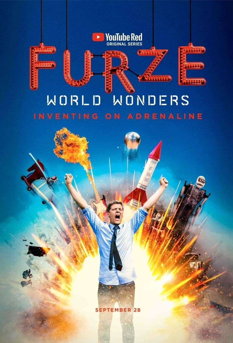 Furze World Wonders Poster