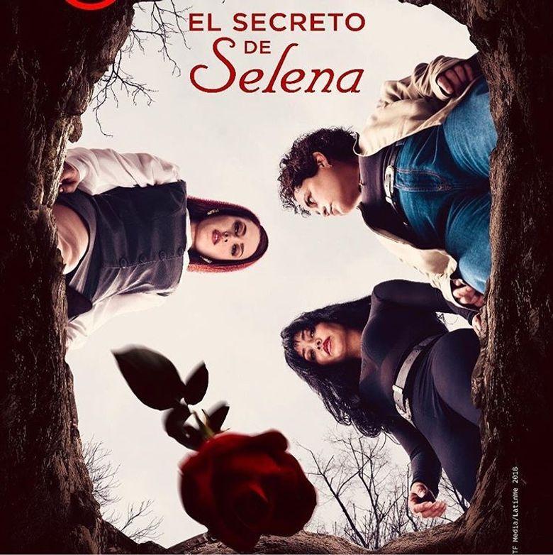 El secreto de Selena Poster