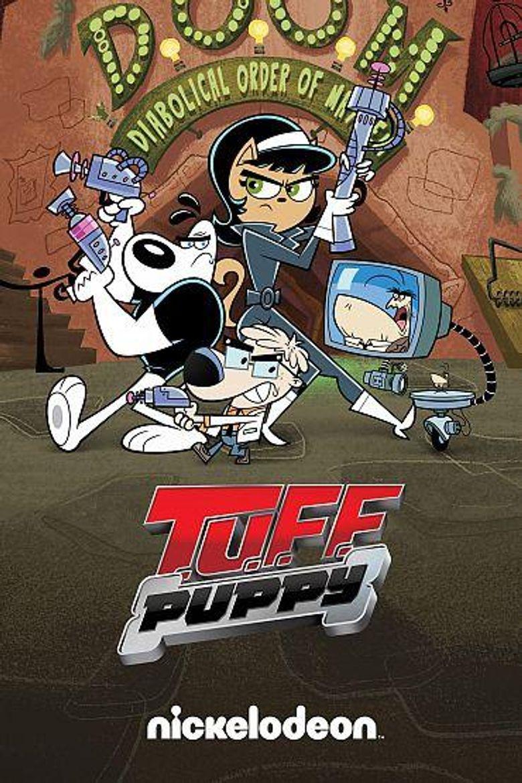 T.U.F.F. Puppy Poster