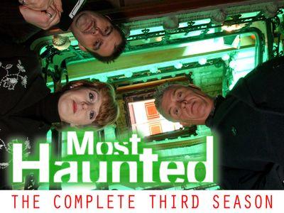 Season 03, Episode 03 Edinburgh Vaults