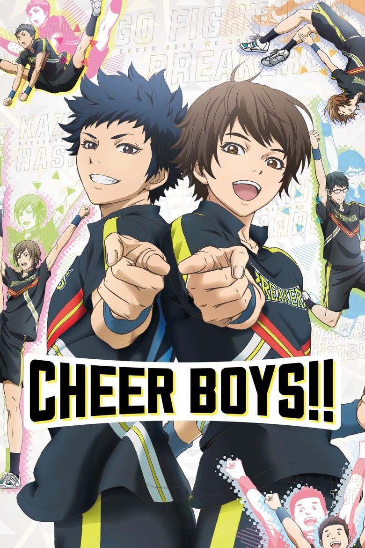 Cheer Boys!! Poster