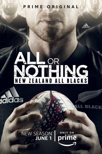 All or Nothing: New Zealand All Blacks Poster