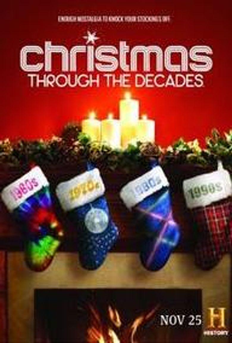 Christmas Through the Decades Poster