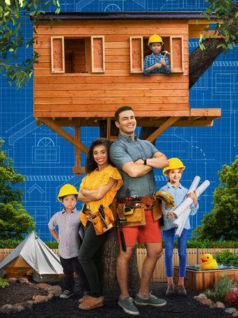 Backyard Blowout Poster