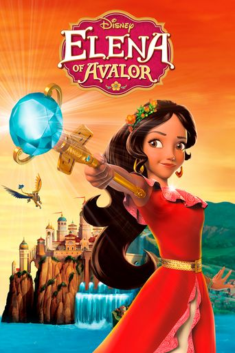 Watch Elena of Avalor