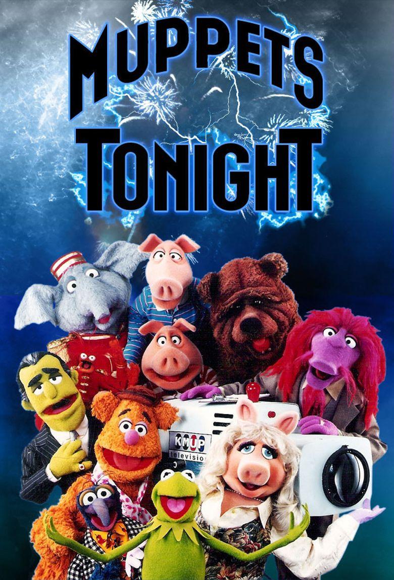 Muppets Tonight Poster