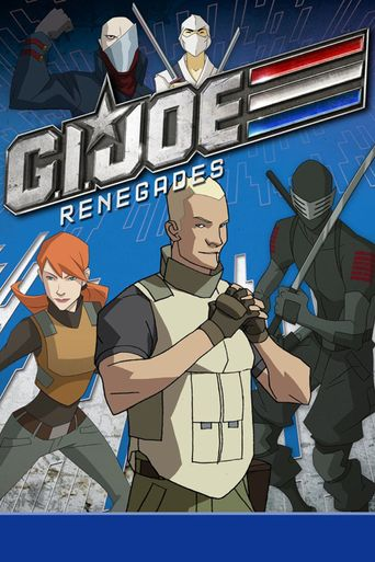 G.I. Joe: Renegades Poster