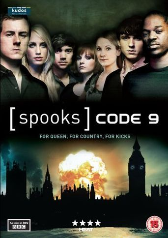 Spooks: Code 9 Poster