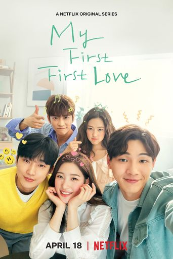 My First First Love Poster