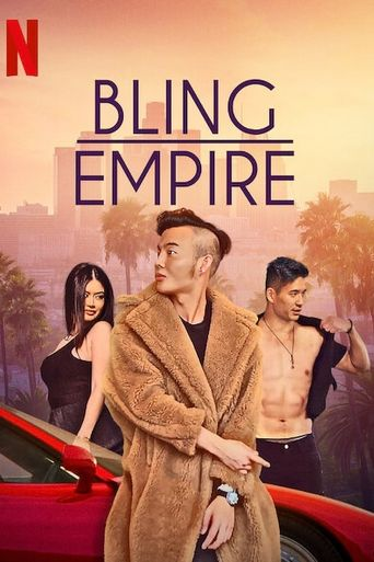Bling Empire Poster