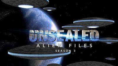 Season 03, Episode 14 Solar System UFOs