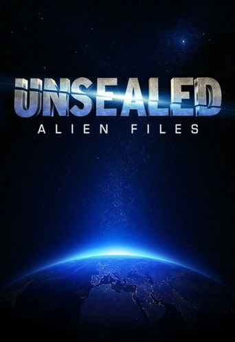 Unsealed: Alien Files Poster