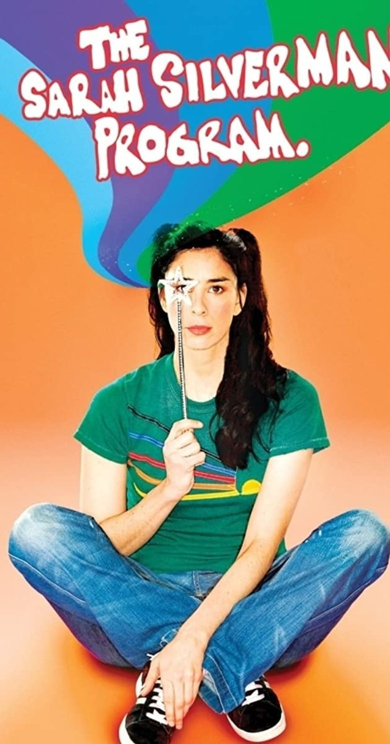 The Sarah Silverman Program Poster