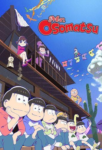 Mr. Osomatsu Poster