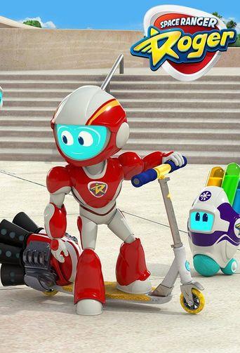 Space Ranger Roger Poster