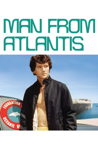 Man from Atlantis Poster