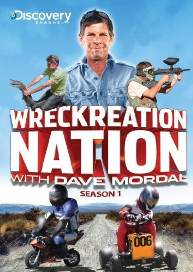 Wreckreation Nation Poster