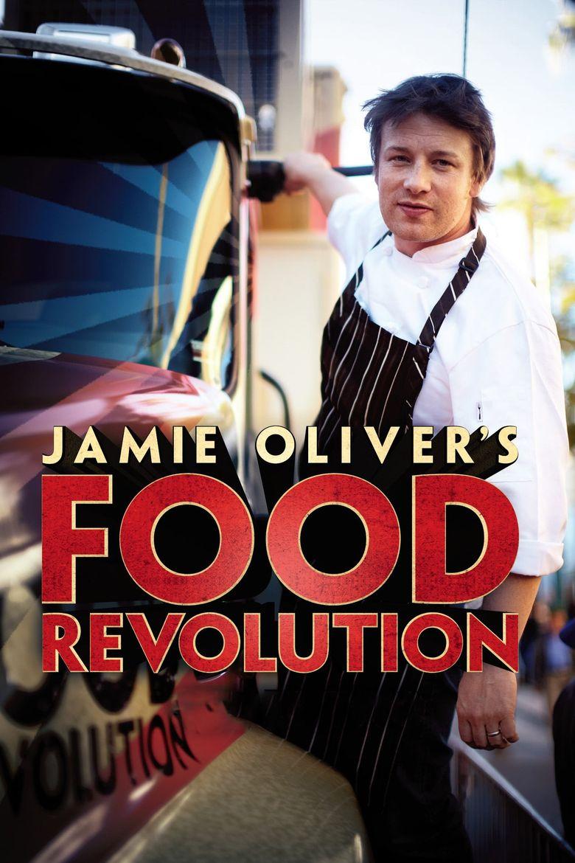 Jamie Oliver's Food Revolution Poster