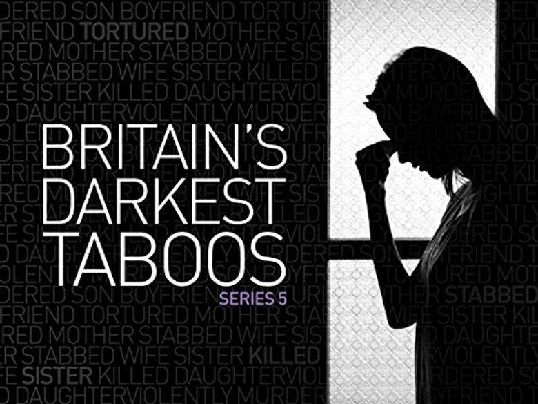 britain's biggest taboos
