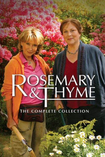 Rosemary & Thyme Poster