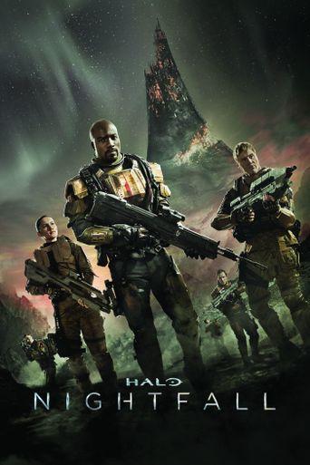 Halo: Nightfall Poster