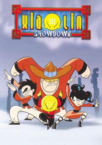 Confruntarea Xiaolin (Xiaolin Showdown) Poster