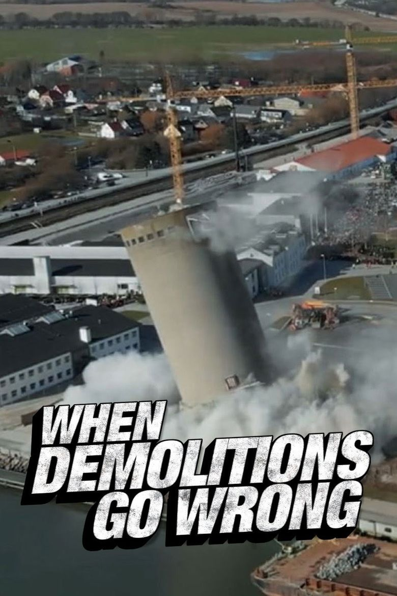 When Demolitions Go Wrong Poster