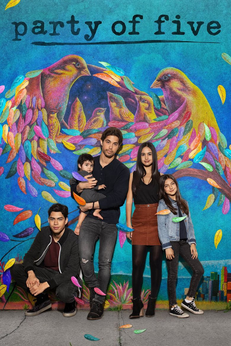 Party of Five Poster