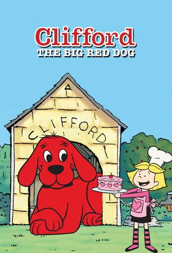 Clifford the Big Red Dog Poster